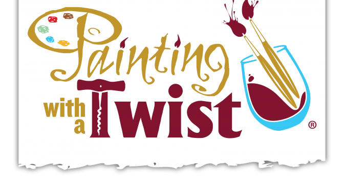 LADIES NIGHT OUT JANUARY: PAINTING WITH A TWIST | Upper St ...