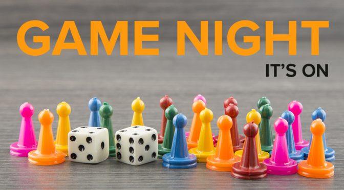 Ladies Night Out – Game Night