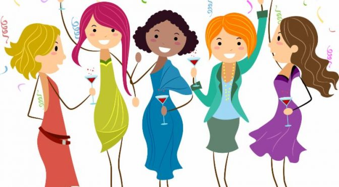 Ladies Night Out: Dancing at The Grove