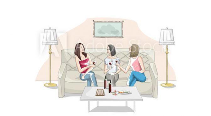 Wine & Chat