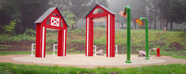 Playgroup: Round Hill Park