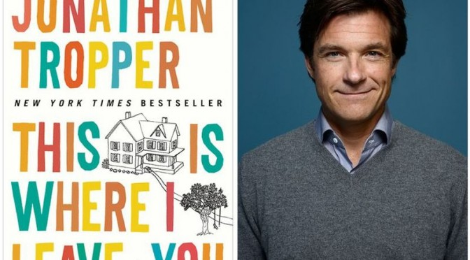 August Book Club: This Is Where I Leave You