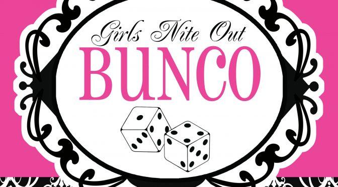Bunco Night in May