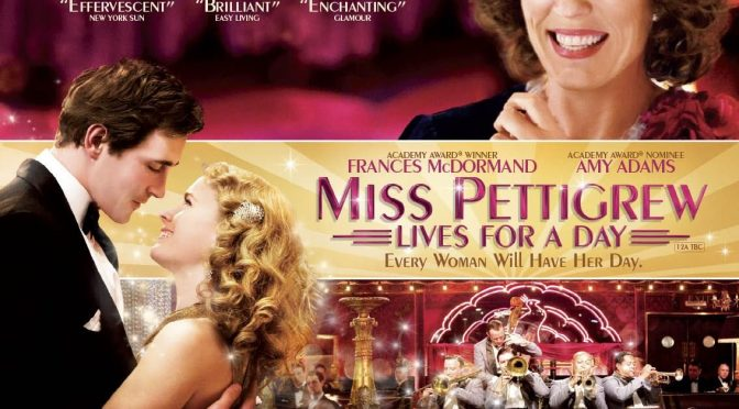 July Book Club: Miss Pettigrew Lives for a Day