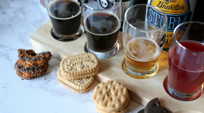 Couples' Event:  Beer and Cookie Exchange