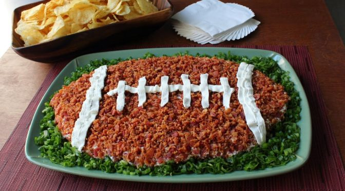 Family Event: Superbowl Dip-Off