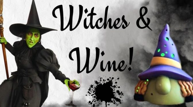 Wine & CHat: Witches who wine