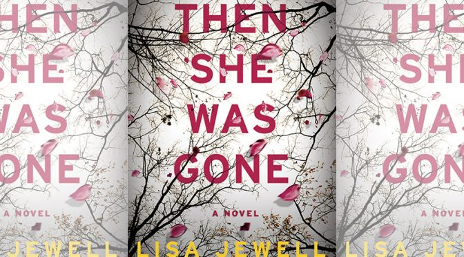 Book Club: Then She was gone