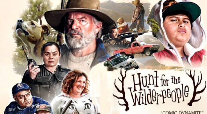Movie Club: The hunt for the wilderpeople