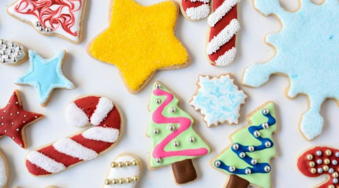 Family Event: Cookie Decorating
