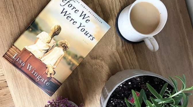 Book Club: before we were yours