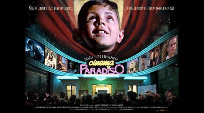 Movie Club: Cinema Paradiso